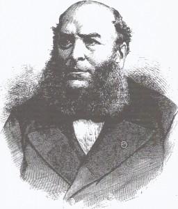 Jose de Campo Perez-Arpa y Vela- Promotor del ferrocarril de A.V.T.  fondo Juan Peris Torner