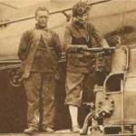 Pilar Careaga Basabe. 1ª mujer maquinista de locomotoras en España