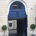 Un edificio parisino con raíces históricas españolas