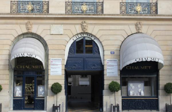Sede Joyeria Chaumet_Paris
