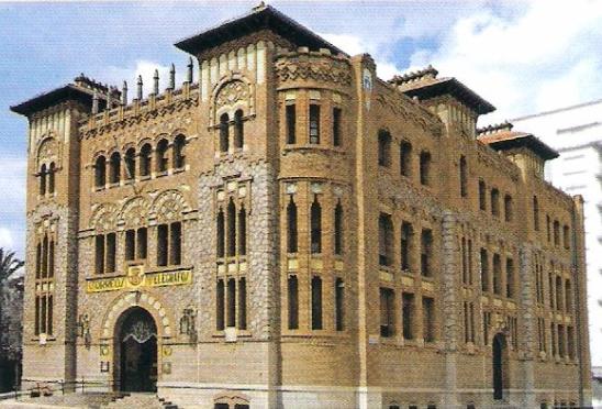Edificio  de  Correos en Castellón