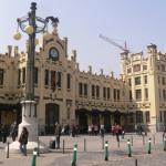 Demetrio Ribes Marco, arquitecto de la estación del Norte en Valencia y del edificio de Correos en Castellón